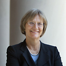 Harvard University president, Drew Gilpin Faust was photographed on Harvard's campus in Cambridge, Massachusetts. Official Portrait Rose Lincoln/Harvard Staff Photographer
